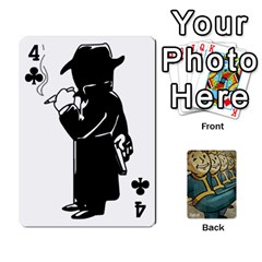 Falloutdeckcustoma By Brianna   Playing Cards 54 Designs   3k4ufsxoabky   Www Artscow Com Front - Club4
