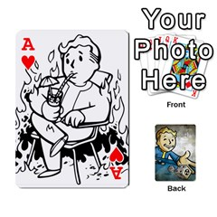 Ace Falloutdeckcustomd By Brianna   Playing Cards 54 Designs   9os9ldaxvlym   Www Artscow Com Front - HeartA