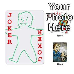 Falloutdeckcustomd By Brianna   Playing Cards 54 Designs   9os9ldaxvlym   Www Artscow Com Front - Joker2