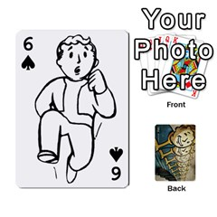 Falloutdeckcustome By Brianna   Playing Cards 54 Designs   Eq69alyb12u2   Www Artscow Com Front - Spade6