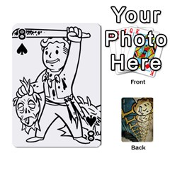 Falloutdeckcustome By Brianna   Playing Cards 54 Designs   Eq69alyb12u2   Www Artscow Com Front - Spade8