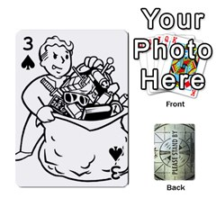 Falloutdeckcustomg By Brianna   Playing Cards 54 Designs   Ax0xu8rdmgjf   Www Artscow Com Front - Spade3