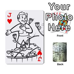Jack Falloutdeckcustomg By Brianna   Playing Cards 54 Designs   Ax0xu8rdmgjf   Www Artscow Com Front - HeartJ