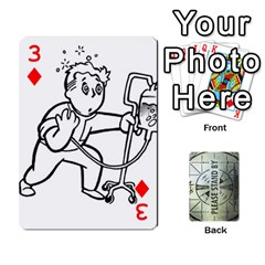 Falloutdeckcustomg By Brianna   Playing Cards 54 Designs   Ax0xu8rdmgjf   Www Artscow Com Front - Diamond3