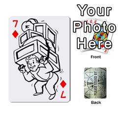 Falloutdeckcustomg By Brianna   Playing Cards 54 Designs   Ax0xu8rdmgjf   Www Artscow Com Front - Diamond7