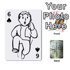 Falloutdeckcustomg By Brianna   Playing Cards 54 Designs   Ax0xu8rdmgjf   Www Artscow Com Front - Spade6