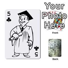 Falloutdeckcustomg By Brianna   Playing Cards 54 Designs   Ax0xu8rdmgjf   Www Artscow Com Front - Club5