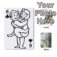 Falloutdeckcustomg By Brianna   Playing Cards 54 Designs   Ax0xu8rdmgjf   Www Artscow Com Front - Club6