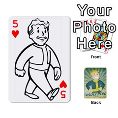 Falloutdeckcustomf By Brianna   Playing Cards 54 Designs   Y7q4x4qxm9eb   Www Artscow Com Front - Heart5