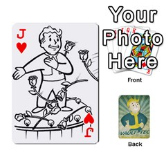 Jack Falloutdeckcustomf By Brianna   Playing Cards 54 Designs   Y7q4x4qxm9eb   Www Artscow Com Front - HeartJ