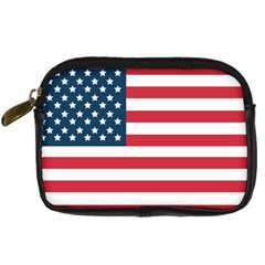Flag Compact Camera Case by tammystotesandtreasures