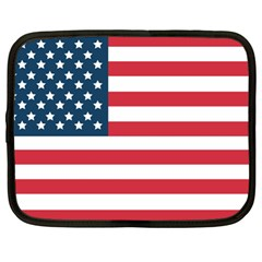 Flag 13  Netbook Case by tammystotesandtreasures