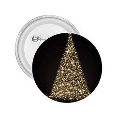 Christmas Tree Sparkle Jpg Regular Button (round) by tammystotesandtreasures