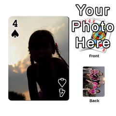 Cards By Kelly Hearn   Playing Cards 54 Designs   Pxmlsm7hezka   Www Artscow Com Front - Spade4