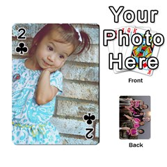 Cards By Kelly Hearn   Playing Cards 54 Designs   Pxmlsm7hezka   Www Artscow Com Front - Club2
