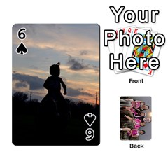Cards By Kelly Hearn   Playing Cards 54 Designs   Pxmlsm7hezka   Www Artscow Com Front - Spade6