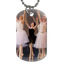 Emma Swan Lake By Elise Hubka   Dog Tag (two Sides)   Yux7hz4xm735   Www Artscow Com Front