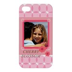 cherry bloosm - Apple iPhone 4/4S Hardshell Case