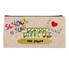 Sue Jones By Malky   Pencil Case   Xcntti2wjt8q   Www Artscow Com Back