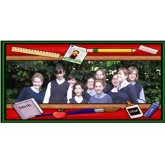 School Memories By Malky   Magic Photo Cube   V9hdjsibomn8   Www Artscow Com Long Side 3