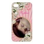 Girl Apple iPhone 4/4S hardshell Case