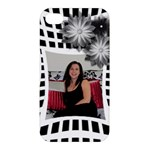 Black and White Apple iPhone 4/4S Hardshell Case