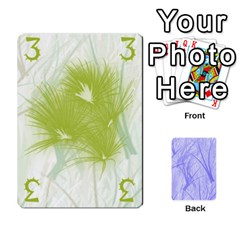 Ace My Hanabi By Chris Rompot   Playing Cards 54 Designs   Bd8cphq6oaz1   Www Artscow Com Front - HeartA