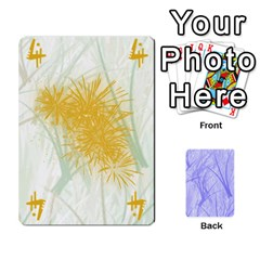 My Hanabi By Chris Rompot   Playing Cards 54 Designs   Bd8cphq6oaz1   Www Artscow Com Front - Club6