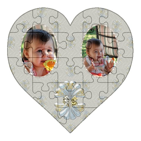 Eden2 Jigsaw Heart By Kdesigns      43fhdqrk808v   Www Artscow Com Front