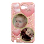 Girl Samsung Galaxy Note Hardshell Case - Samsung Galaxy Note 1 Hardshell Case