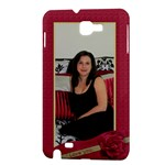 Love Samsung Galaxy Note Hardshell Case - Samsung Galaxy Note 1 Hardshell Case