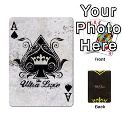 Ace Fallout   Ultra Luxe Deck By Casualtv   Playing Cards 54 Designs   V5s4xewluy6x   Www Artscow Com Front - SpadeA