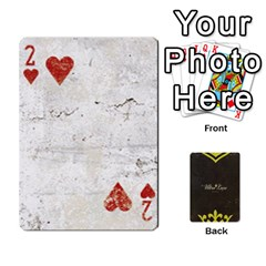 Fallout   Ultra Luxe Deck By Casualtv   Playing Cards 54 Designs   V5s4xewluy6x   Www Artscow Com Front - Heart2