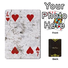 Fallout   Ultra Luxe Deck By Casualtv   Playing Cards 54 Designs   V5s4xewluy6x   Www Artscow Com Front - Heart4