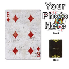 Fallout   Ultra Luxe Deck By Casualtv   Playing Cards 54 Designs   V5s4xewluy6x   Www Artscow Com Front - Diamond6