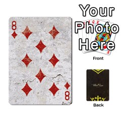 Fallout   Ultra Luxe Deck By Casualtv   Playing Cards 54 Designs   V5s4xewluy6x   Www Artscow Com Front - Diamond8