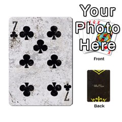 Fallout   Ultra Luxe Deck By Casualtv   Playing Cards 54 Designs   V5s4xewluy6x   Www Artscow Com Front - Club7