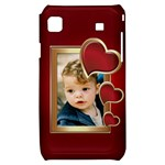 Heart Samsung Galaxy S i9000 Hardshell Case - Samsung Galaxy S i9000 Hardshell Case