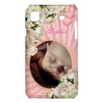 Girl Samsung Galaxy S i9008 Hardshell Case