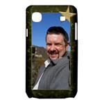 Military love Samsung Galaxy SL i9003 Hardshell Case
