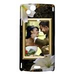 Lily Sony Ericsson Xperia Arc Hardshell Case - Sony Xperia Arc Hardshell Case