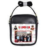 Visit to London bag - Girls Sling Bag