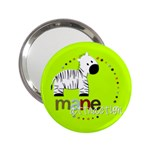 mane attraction - Mirror - 2.25  Handbag Mirror