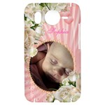 Girl HTC Desire HD Hardshell Case - HTC Desire HD Hardshell Case