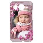 Floral HTC Desire HD Hardshell Case - HTC Desire HD Hardshell Case