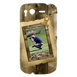 Timber HTC Desire S hardshell Case