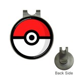 Pokeball Pin - Golf Ball Marker Hat Clip