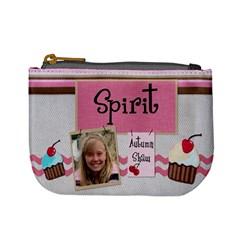 Spirit Purse 2 By Jennifer Shaw   Mini Coin Purse   Focyaiwdodx3   Www Artscow Com Front
