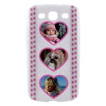 Loved Samsung Galaxy SIII Hardshell Case - Samsung Galaxy S III Hardshell Case
