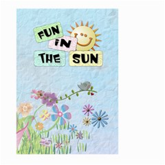 Summer Large Garden Flag By Lil    Large Garden Flag (two Sides)   Qsn4xx65ursa   Www Artscow Com Back
